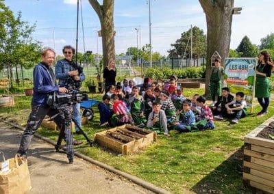 Reportage ARTE école Cronenbourg - 7 mai 2019