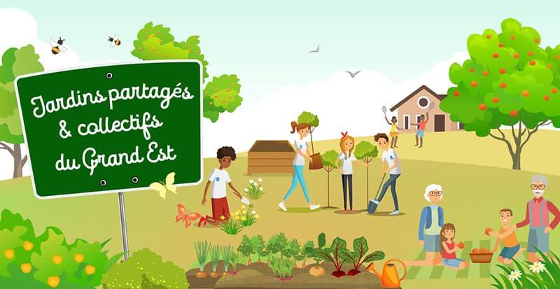 Du 21 septembre au 6 octobre 2019: fête des Jardins partagés & collectifs