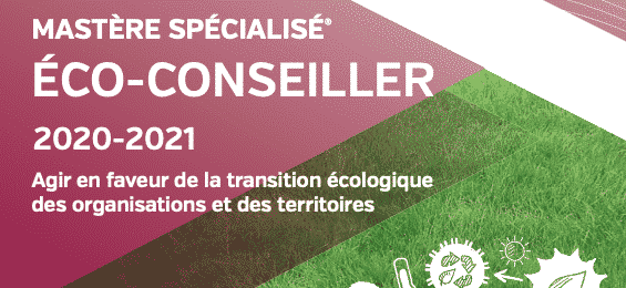 Webinaire de présentation de la formation éco-conseiller, lundi 25 mai 2020 à 17h