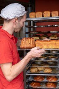 Boulangerie-bio Cézamie