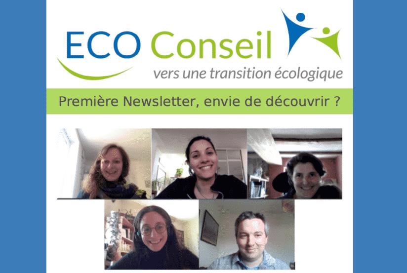1° newsletter d'ECO-Conseil, 14 avril 2020