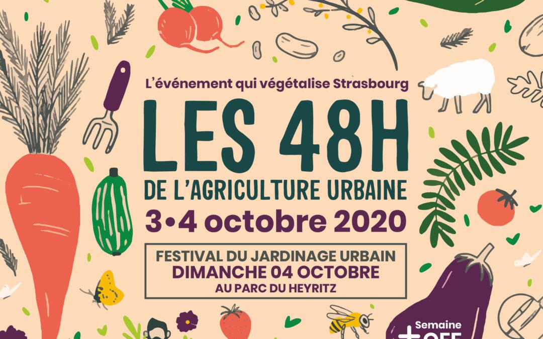 Les 48H de l'agriculture urbaine à Strasbourg