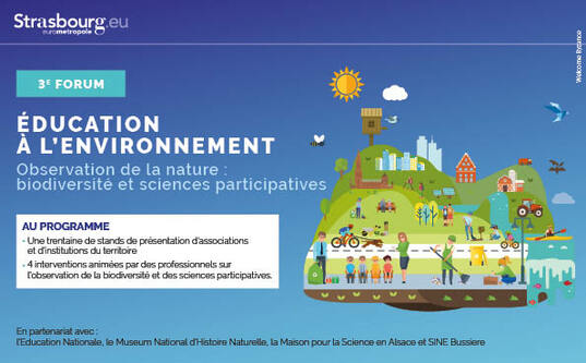 Le forum de l'éducation à l'environnement