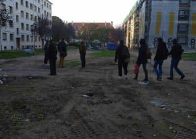 Projet de jardin au Neuhof