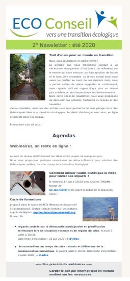 2ème Newsletter_ECO-Conseil