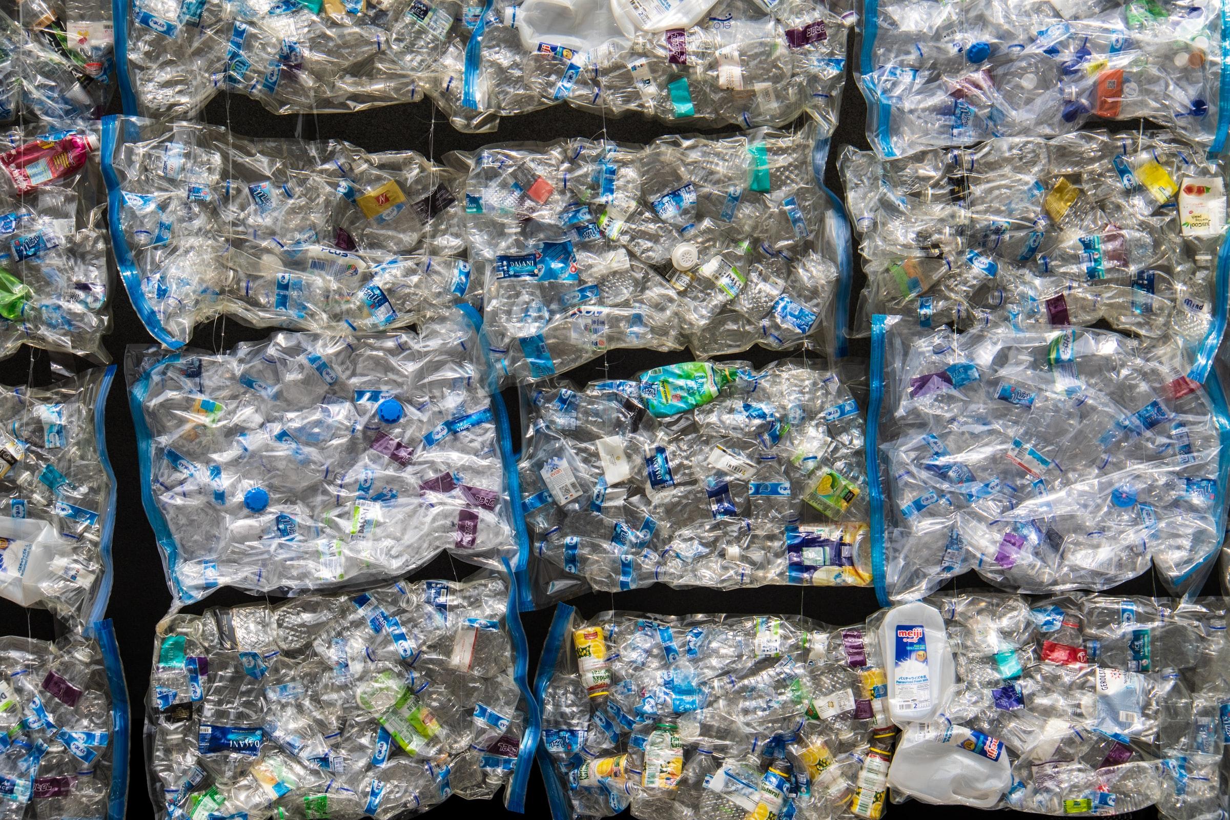 Emballages plastiques et économie circulaire