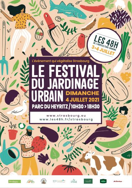 48H et festival du jardinage urbain