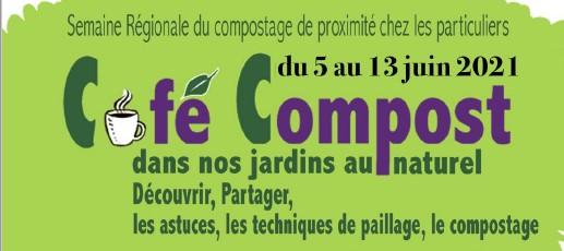 Café-compost 2021, dans nos jardins au naturel