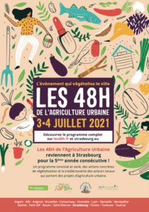 48H agriculture urbaine-Strasbourg