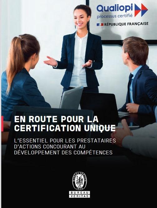 Certification - brochure